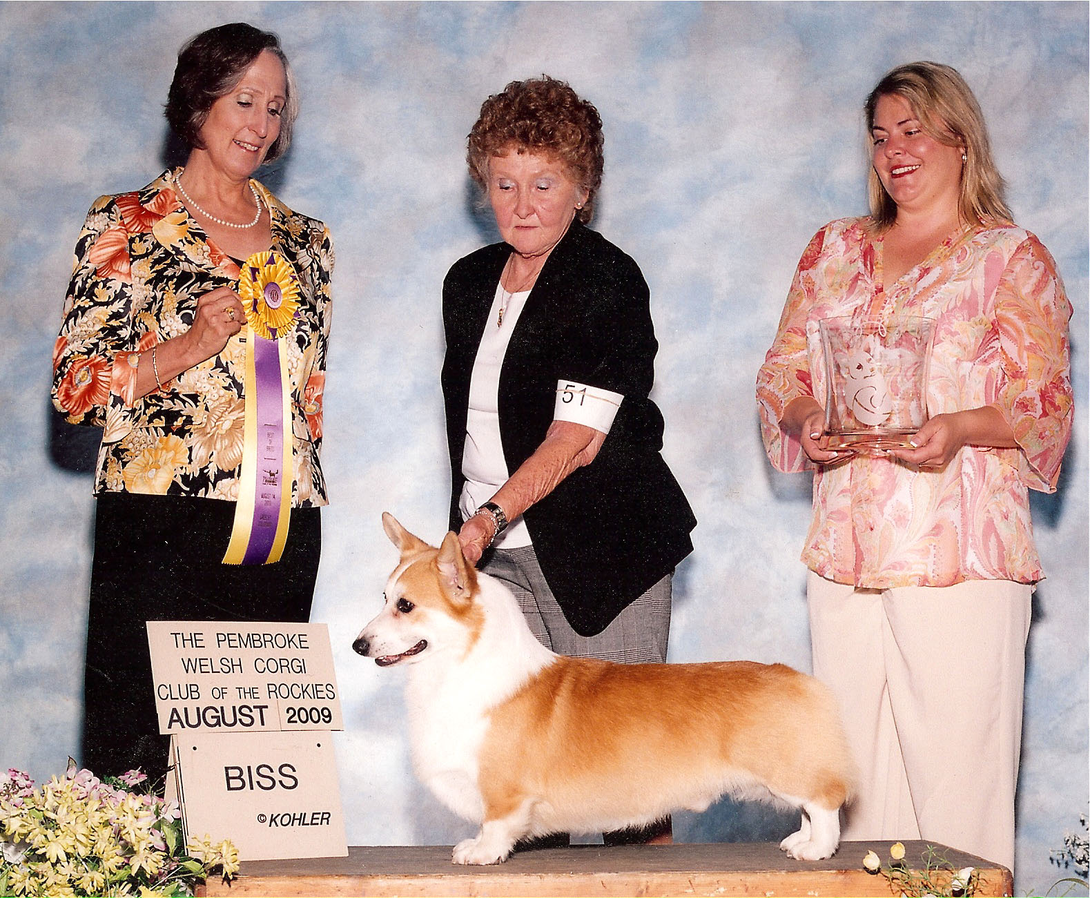 Pembroke Welsh Corgi Club Of The Rockies